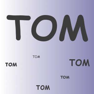 Le TOM est un test qui évalue l'orientation motivationnnelle dans le cadre professionnel.