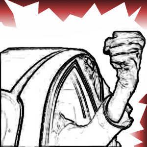 Au volant de notre voiture, nous devenons facilement irritables, voire agressif, à la moindre frustration.