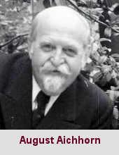 August Aichhorn, éducateur et psychanalyste (1878-1949).