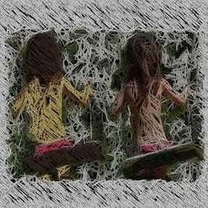 Il n'est pas rare qu'une enfant s'invente une amie imaginaire. Ce n'est absolument pas grave, au contraire.