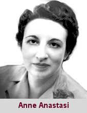 Anne Anastasi, psychologue (1908-2001).