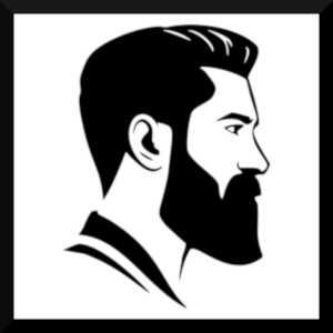 La barbe semble conférer un avantage reproductif aux hommes qui la portent car elle intimide les rivaux masculins et attire les jeunes femmes.
