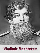 Vladimir Mikhaïlovitch Bechterev, psychophysiologiste (1857-1927).