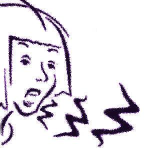 Le bégaiement est un trouble de l'articulation de la parole, qui touche davantage les enfants, et qui est dû à un dysfonctionnement cérébral.