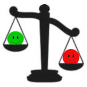 Nous avons tendance à accorder plus d'importance aux éléments négatifs qu'aux positifs, et ce biais de négativité a des répercussions sur nos jugements et nos décisions.
