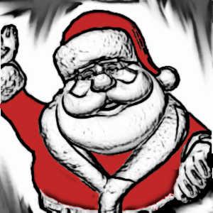Ne plus croire au Père Noël est souvent une étape difficile à franchir pour l'enfant, qui voit tout son monde fabuleux s'effondrer.