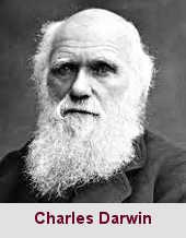 Charles Robert Darwin, naturaliste (1809-1882).