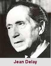 Jean Delay, psychiatre et écrivain (1907-1987).