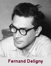 Fernand Deligny, pédagogue (1913-1996).