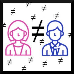 Les différences de comportements spécifiques au genre sont plus marquées lorsque l'égalité hommes-femmes est plus grande et que le niveau économique est plus élevé.