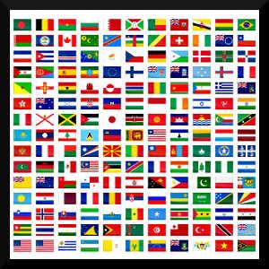 Les drapeaux nationaux et régionaux ont un réel effet sur notre comportement.