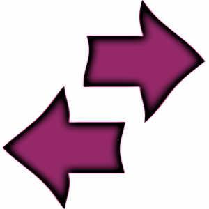 Se repérer dans l'espace de façon égocentrique implique de bien distinguer sa droite de sa gauche.