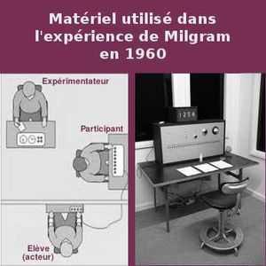 L'expérience de Stanley Milgram s'est déroulée de 1960 à 1963. Elle montre qu'en condition de soumission à l'autorité, n'importe qui est capable de commettre des actes de torture.