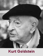 Kurt Goldstein, neurologue et psychiatre (1878-1965).