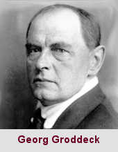 Walter Georg Groddeck, médecin (1866-1934).