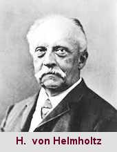 Hermann Ludwig Ferdinand von Helmholtz, physicien et physiologiste (1821-1894).
