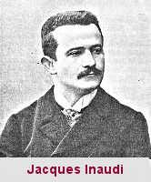 Jacques Inaudi (né en 1867) était un calculateur prodige.