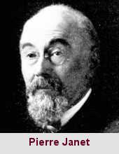 Pierre Janet, psychologue et psychiatre (1859-1947).