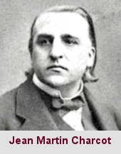 Jean Martin Charcot, neurologue (1825-1893).