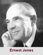 Ernest Jones, médecin et psychanalyste (1879-1958).