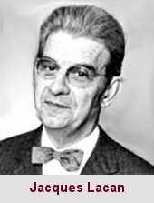 Jacques Marie Lacan, médecin et psychanalyste (1901-1981).