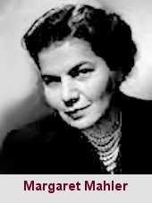 Margaret Mahler, psychanalyste (1897-1985).