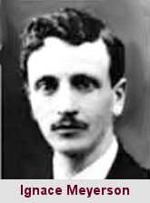 Ignace Meyerson, psychologue (1888-1983).