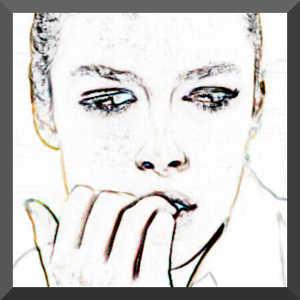 L'onychophagie est un trouble du comportement compulsif qui se caractérise par une manie de se ronger les ongles.
