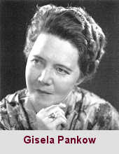 Gisela Pankow, médecin et psychanalyste (1914-1998).