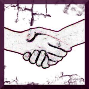Notre façon de serrer la main est liée à notre personnalité et à notre intention (saluer, féliciter, consoler... mais aussi persuader).