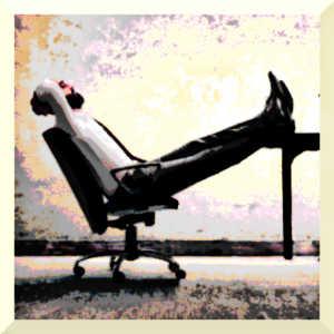 La posture assise influence notre sentiment de puissance, ou au contraire de subordination.
