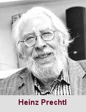 Heinz Prechtl, éthologiste et neurologue (1927-2014).