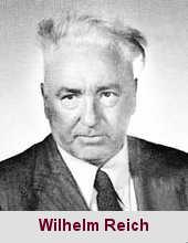 Wilhelm Reich, médecin et psychanalyste (1897-1957).