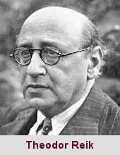 Theodor Reik, psychanalyste (1888-1969).