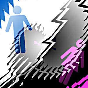 L'inégalité salariale entre les hommes et les femmes subsiste encore aujourd'hui.