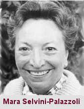 Mara Selvini-Palazzoli, psychiatre et psychanalyste (1916-1999).