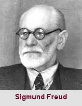 Sigmund Freud, médecin et psychanalyste (1856-1939).