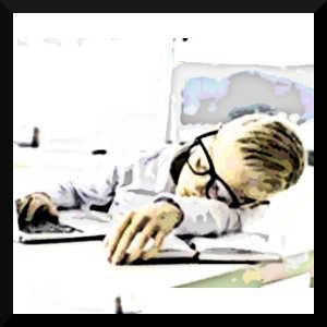 De plus en plus d'élèves se retrouvent en surcharge mentale, notamment en raison du stress croissant à l'école et des nombreuses activités extrascolaires qu'ils pratiquent.