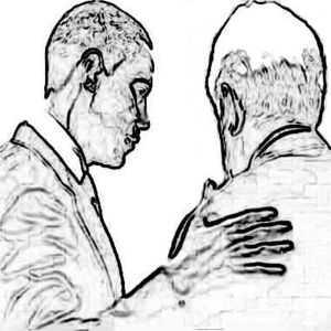 Toucher une personne à l'épaule ou au bras a des répercussions sur cette dernière: son attitude serait certainement plus sincère, apaisée et confiante.