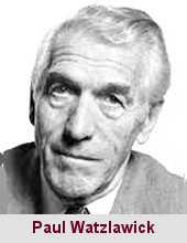 Paul Watzlawick, philosophe et psychothérapeute (1921-2007).